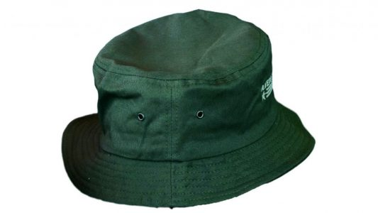 Bucket Hat – Army Green Front
