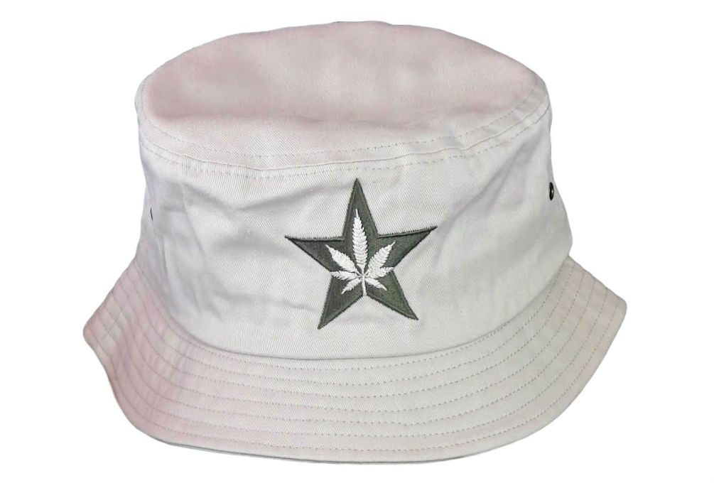 Bucket Hat - Stone Front