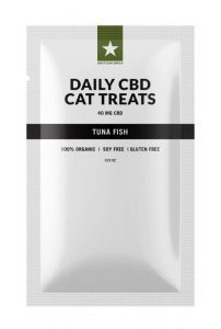 Organic CBD Tuna Flavored Cat Treats
