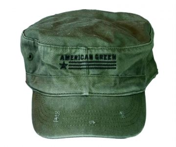 Distressed Revolution Hat