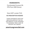 CBD OIL Ingredients