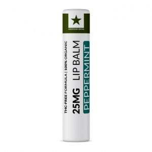 25MG CBD Lip Balm Peppermint