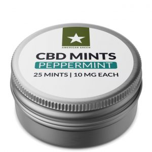Peppermint 25 Pack